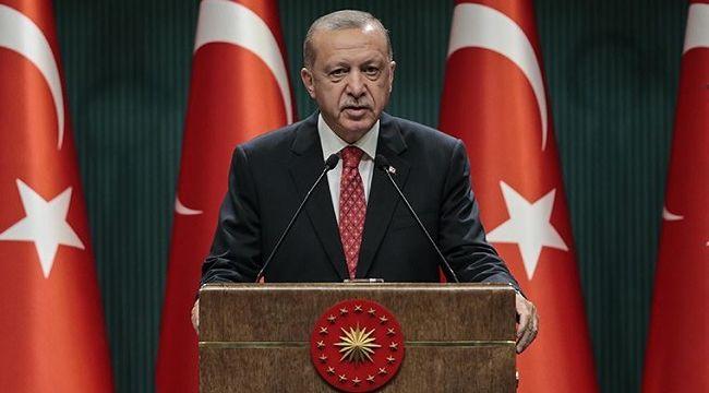 Cumhurbaşkanı Erdoğan'dan turizm değerlendirmesi