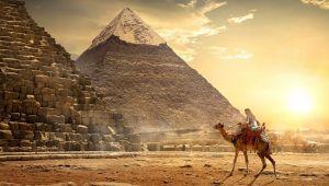 Mısır'ın turizm geliri 2019'a göre % 32 düşük