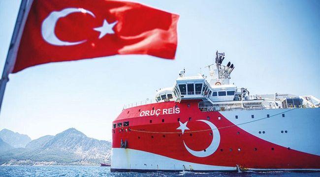 Oruç Reis gemisi için NAVTEX ilan edildi
