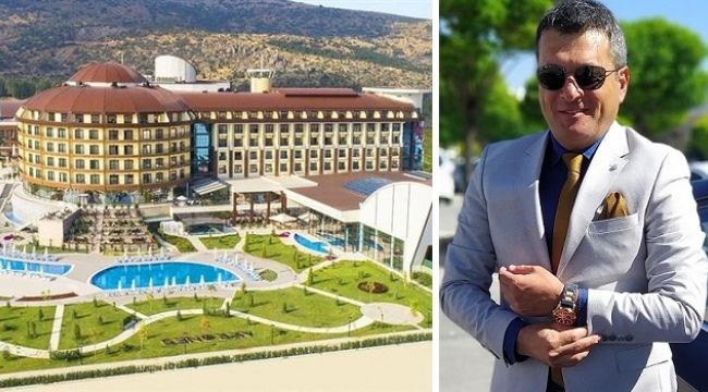 Ramazan Karaaslan Akrones Thermal & Spa Convention Sport Hotel'de