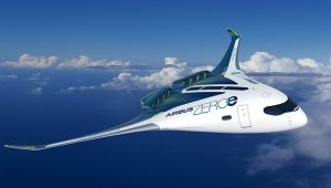 Airbus hidrojen ile uçan uçağı 15 yılda tamamlayacak