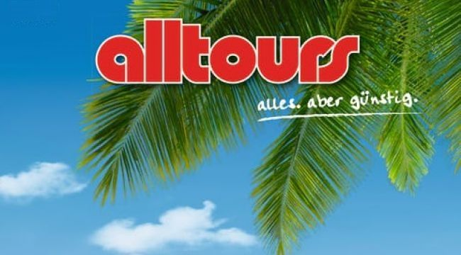 Alltours, 15 Eylül'e kadar tüm turları iptal etti.