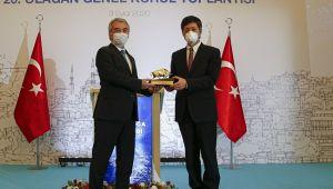 ICBC Turkey Yatırım'a Türkiye Sermaye Piyasaları Birliği'nden Liderlik Ödülü