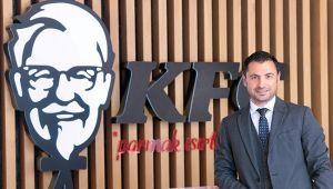 KFC Türkiye Genel Müdürü Feliks Boynuinceoğlu