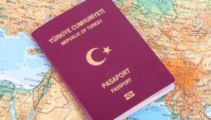 93 ülkeden 7 bin 242 yabancı Türk pasaportu aldı