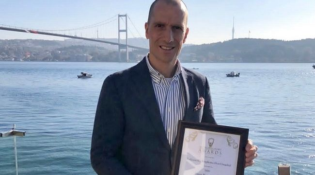 Türkiye'nin en lüks iş oteli Radisson Blu Bosphorus !