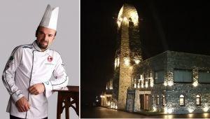 Eray İpek Rusya'nın Ünlü Restaurantı Kartal Yuvası Restaurantın Mutfak Şefi Oldu
