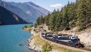 Muhteşem bir tren yolcuğuna ne dersiniz ?