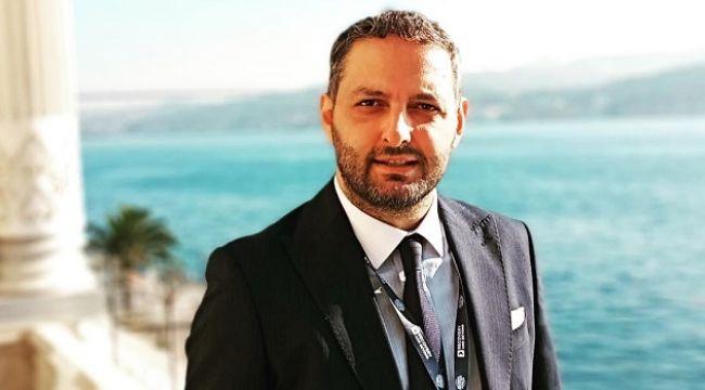 Adem Pektaş Wyndham Grand İstanbul Europe'da Satış ve Pazarlama Direktörü