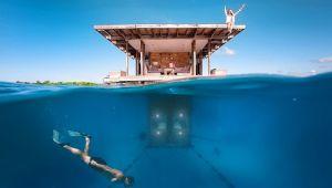 Dünyanın en ilginç otelleri Listesi
