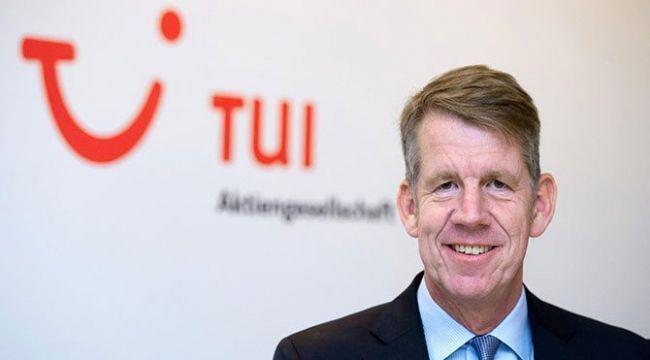 TUI CEO'su Fritz Joussen sermaye artırımına katıldı