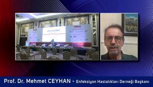 TÜRSAB TV'de Covid-19 ve turizm değerlendirildi