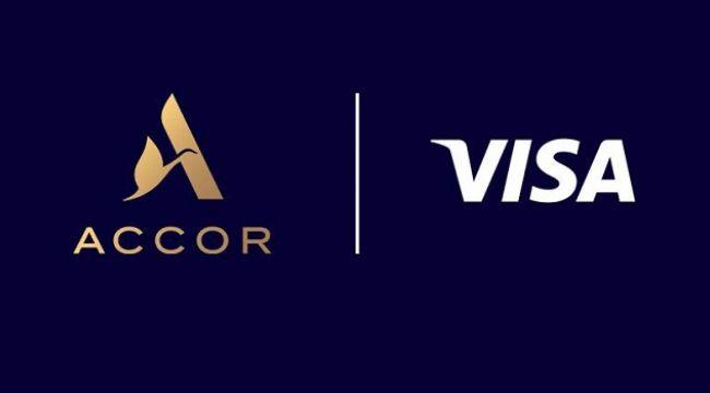 Accor Otel Grubu ile Visa'dan finansal ortaklık !