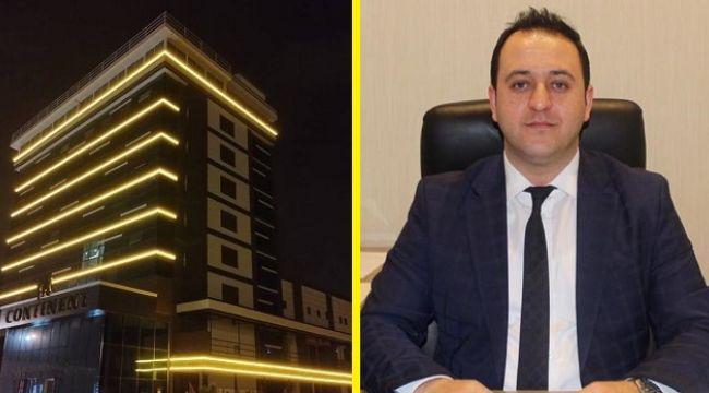 Continent Hotel Kahramanmaraş Mart ayında açılıyor.