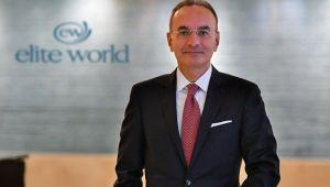 Elite World Hotels'ten hibrit toplantıda yeni dönem