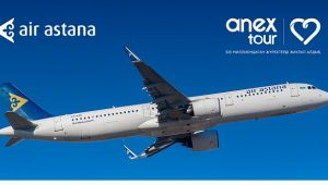 ANEX Tour ve Air Astana arasında önemli anlaşma