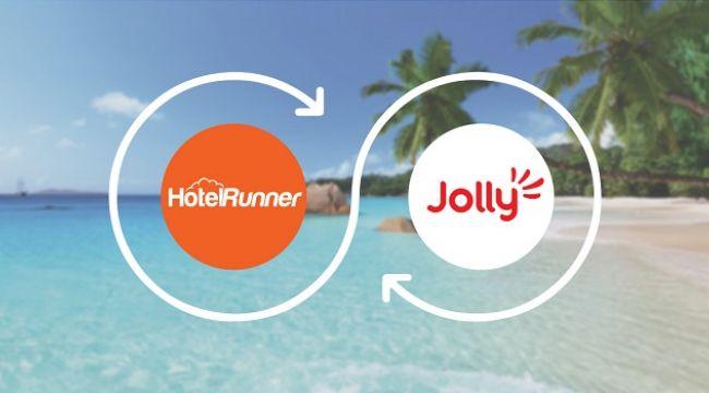 Jolly ve HotelRunner güçlerini birleştirdi
