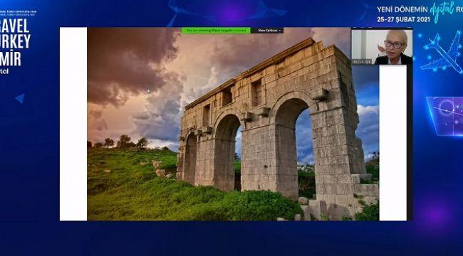Likya'nın dünyaya açılan kapısı Patara Antik Kenti !