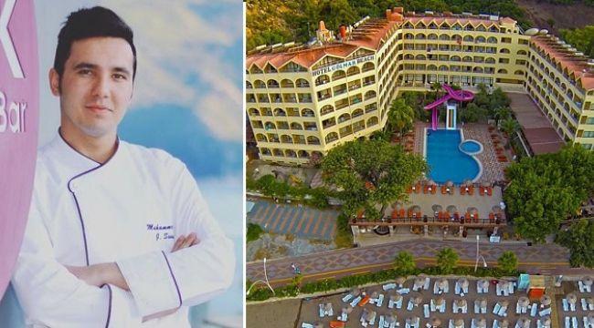 Muhammet Gümüş Hotel Gölmar Beach'te !