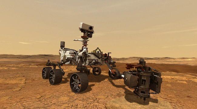 Perseverence'in Mars Keşifleri