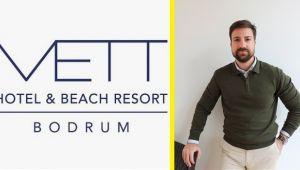 Sina Şentürk, METT Hotel & Beach Resort Bodrum'da