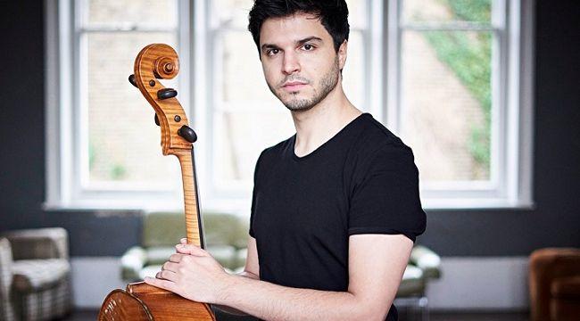 Türk çello sanatçısı Jamal Aliyev en iyiler arasında