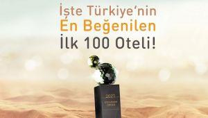 Türkiye'nin en iyi otelleri belirlendi
