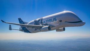 Airbus Beluga filosu çevreye etkisini azaltıyor