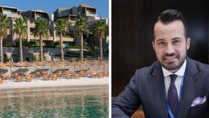 Hakan Öztürk, Caresse a Luxury Collection Resort & Spa,Bodrum'da Satış & Pazarlama Direktörü
