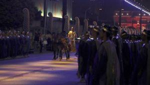 Firavunların Altın Geçidi'ni 400 TV kanalı yayınladı