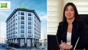İrem Tinli Angün İbis Styles Merter Hotel Genel Müdürü