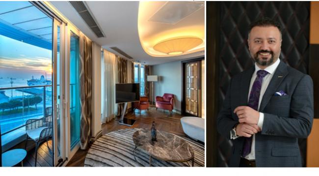 Radisson Blu İstanbul Ottomare Hotel Genel Müdürü Ömer Özcan oldu.