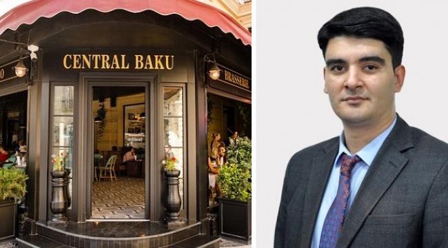 Rashad Jabrayilov Central Baku'nün Genel Müdürü Oldu
