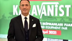 Türkiye'de bu yıl 2 bin karavan üretilecek !