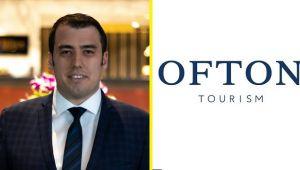 Deneyimli yönetici Fatih Ersöz, Ofton Turizm Grup'ta Grup Genel Müdürlüğüne atandı.
