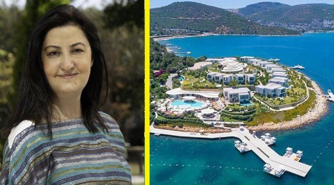 Susona Bodrum, LXR Hotels & Resorts'un Genel Müdürü Funda Eratıcı Oldu!