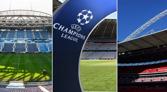 Şampiyonlar ligi finali nerede oynanacak ?