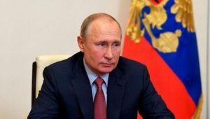 Putin'den açıklama: