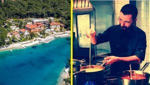Deneyimli şef Çetin Erçağlar Lošinj Hotels & Villas'ta !