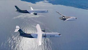 Havacılığın geleceği sıfır emisyon ile şekilleniyor