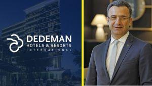 Nadir Kadakal Dedeman Hotels'te Otelcilik Direktörü !