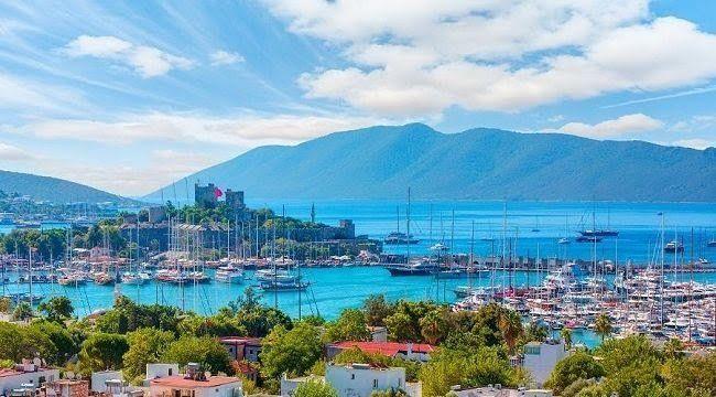 Türkler Bodrum'u yabancılar Fethiye'yi tercih ediyor