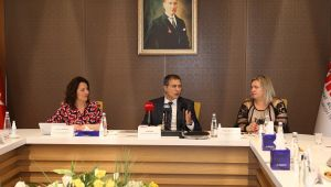 TÜRSAB'tan 1,5 milyon Ukraynalı turist hedefi