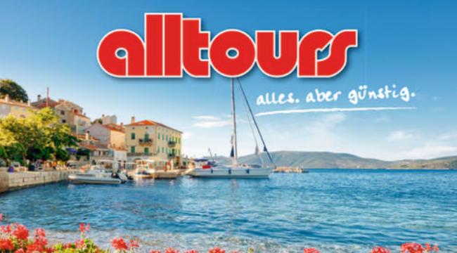 Alltours seyahat satıcılarını Korfu'ya götürüyor