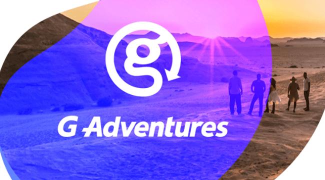G Adventures rezervasyon kurallarını yeniledi.