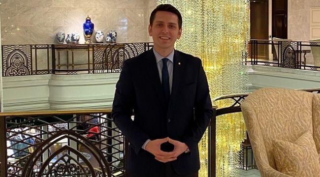 Shangri-La Bosphorus'a deneyimli satış direktörü