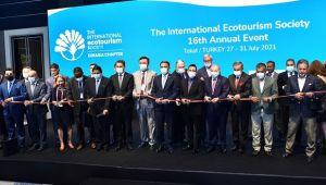 Ekoturizm çalıştayı Tokat'ta gerçekleştirildi