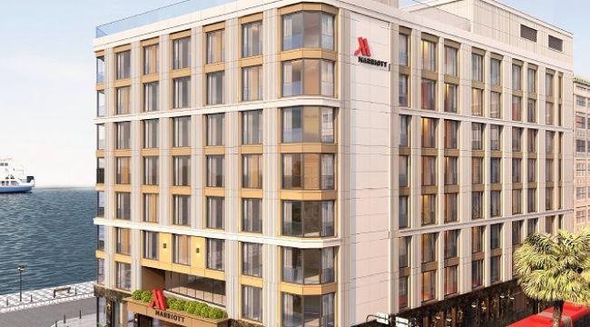 Marriott Hotels'in En Yeni Oteli İzmir Marriott Açıldı !