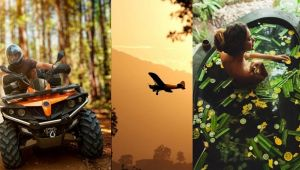 Uçuş Deneyimi Hediyesi ile Eğlenceyi Bulutların Üzerine Taşıyın!