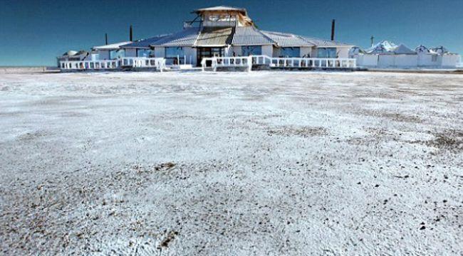 Her şeyin tuzdan yapıldığı Bolivya Oteli !